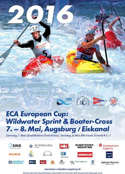 2.ECA European Cup Wildwater Canoeing Sprint / ICF Ranking Race